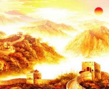 欧震诗歌《诗意中国》